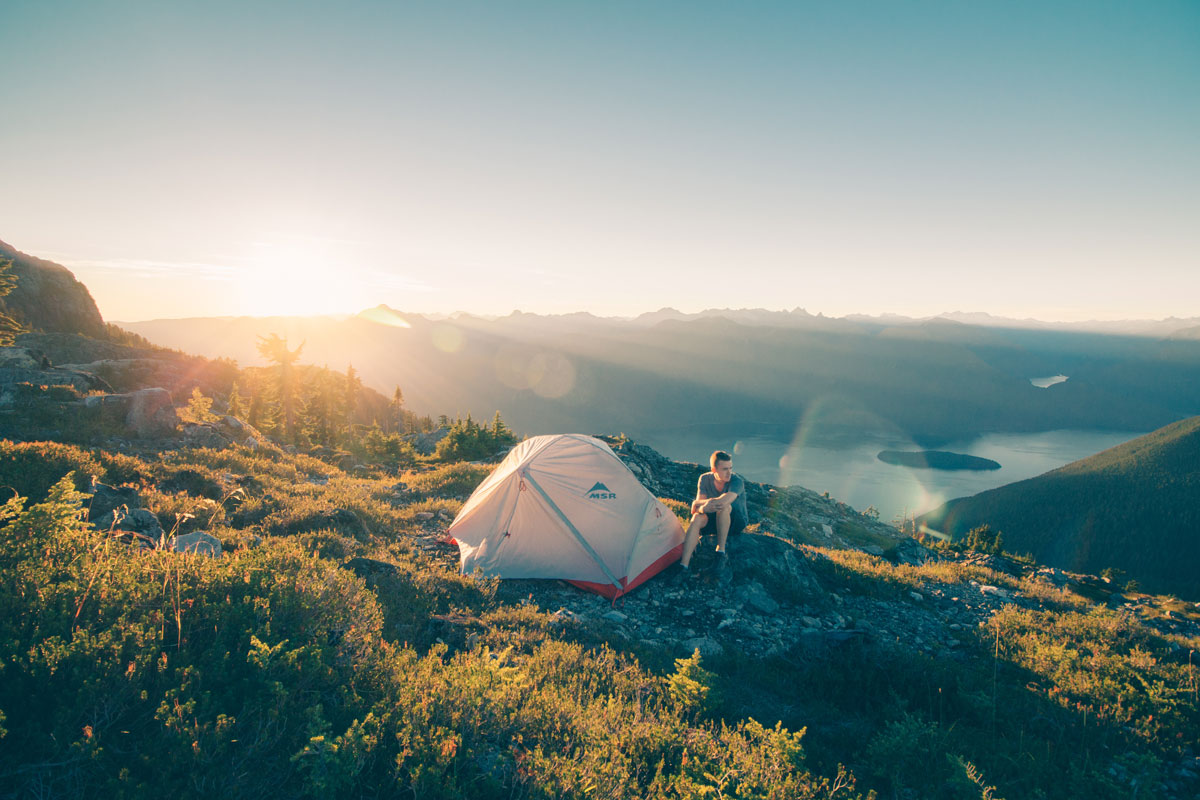 Out West Camping Trip 2015